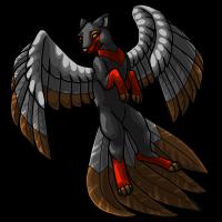 5 - Flyenx Adult coal by horselife1236