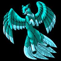 2 - Flyenx Adult Aqua by horselife1236