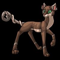 4- Trilx Adult - Brown by DarkHansol