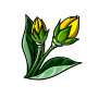 Item - Forest Flower Yellow by DarkHansol