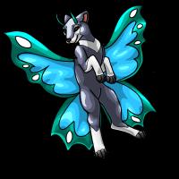 Butterfly - Blue by DarkHansol