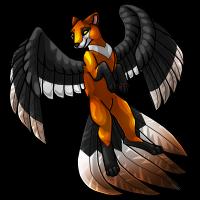 Flyenx Adult - Red Fox by DarkHansol