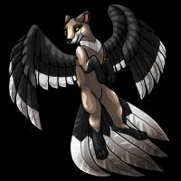 Flyenx Adult - Grey Fox by DarkHansol