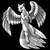 Flyenx Adult - Arctic Fox by DarkHansol