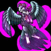 Effects - Pink flower by DarkHansol