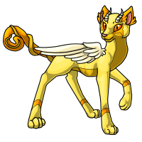 BoredDragon - gold by DarkHansol