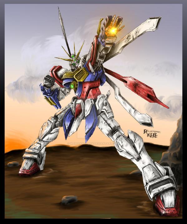 15+ Shining Gundam Ost You Never Seen Before 14