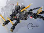 Digimon : Panzer Wolfmon