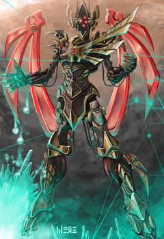 Corvus Warframe