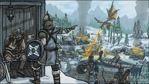No Rest for the Dragonborn