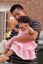 Father and Baby 3