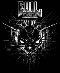 Icon of... Sin?  B/W by FirebornForm