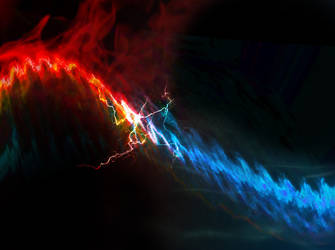 Changing Wavelengths by FirebornForm