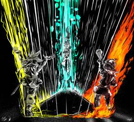 Delta Force! by FirebornForm