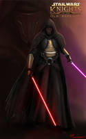 Darth Revan by sade75311