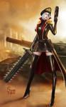 Imperial Commissar(Warhammer 40000)