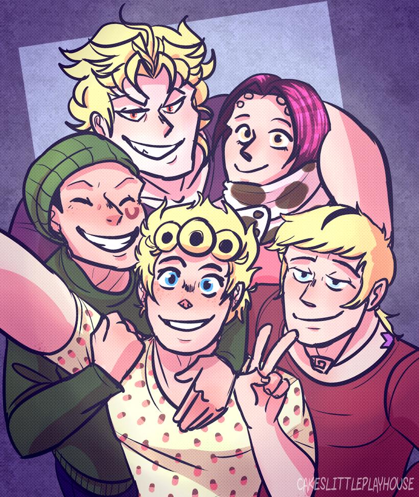 Gioweek : Family by cakeacake