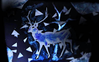 Deer by SzokeNora
