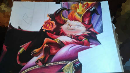 League of Legends - Devil Teemo 2 by SzokeNora