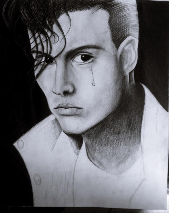 Johnny Depp #2 by SzokeNora