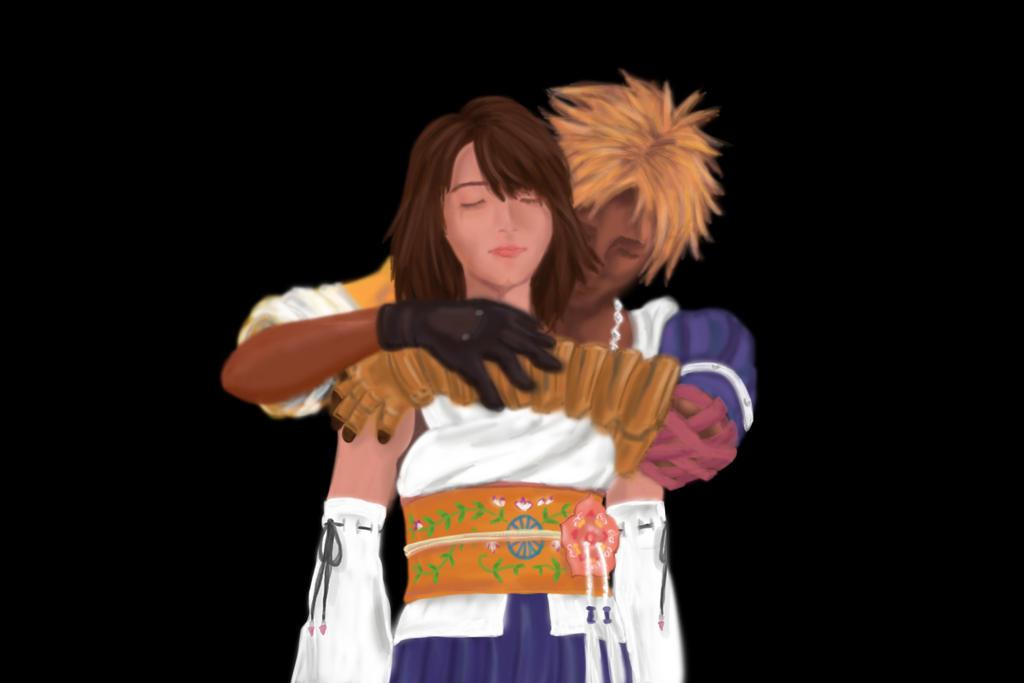Final Fantasy by Mayaneku