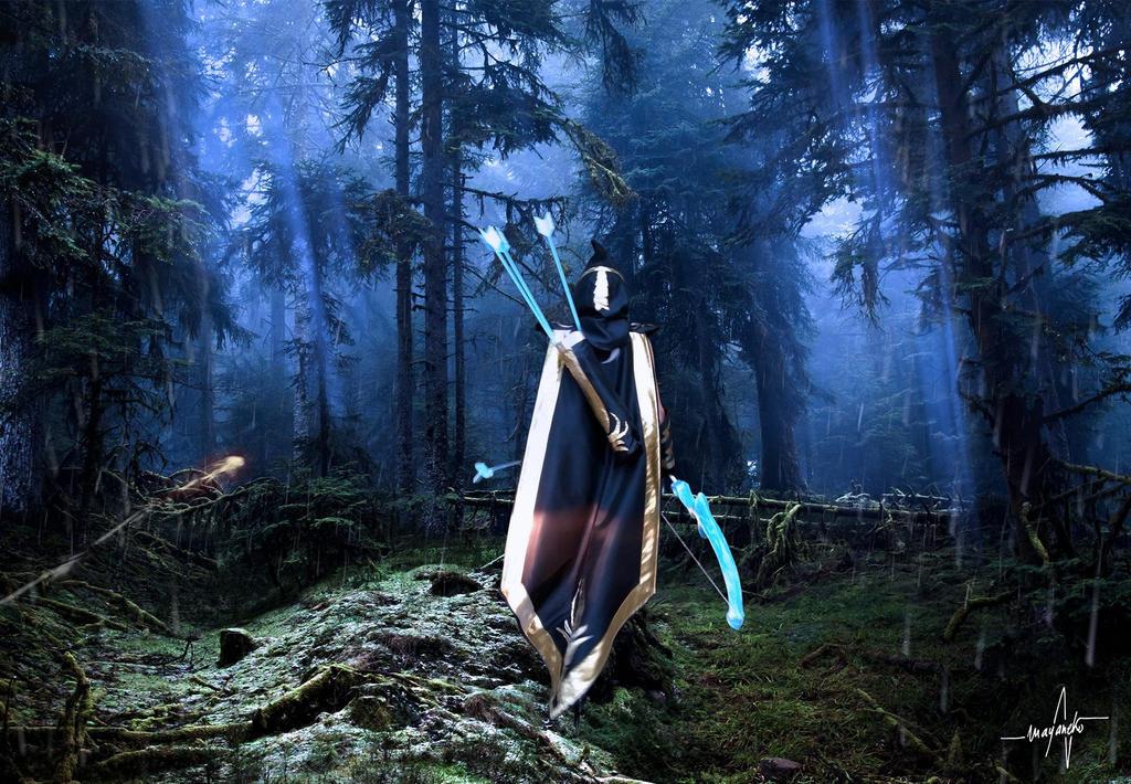 The war of Ashe by Mayaneku
