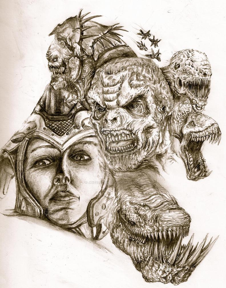 Gears of War-Horde by jpizzle6298