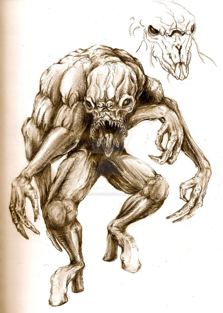160 best images about Monster Mash on Pinterest | Hercules ... |Super 8 Alien Design