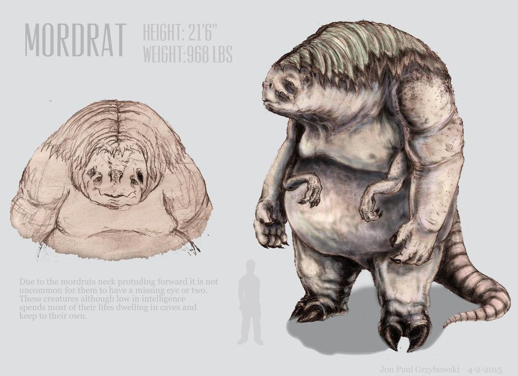 Mordrat by jpizzle6298