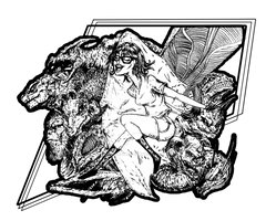 Kaiju and human harmony