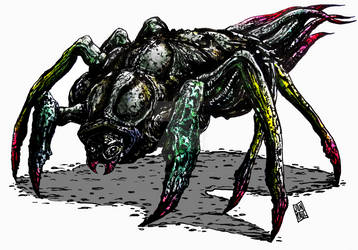 Hollow Earth Arachno-claw