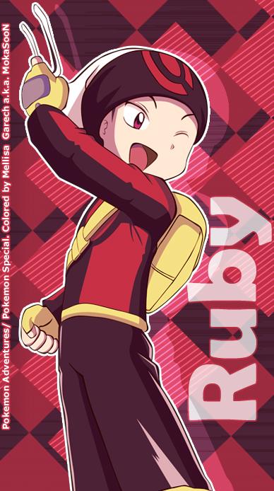 Ruby Rhombus par MokaSooN