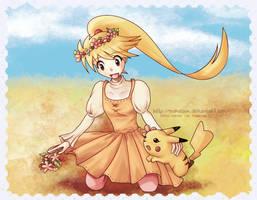 Yellow Artrade Viahunter by MokaSooN