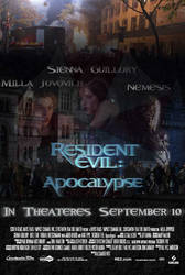 Resident Evil Apocalypse by TheCloudOfSmoke