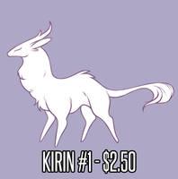 [P2U BASE] Kirin #1 by xMordu