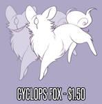 [P2U BASE] Cyclops Fox