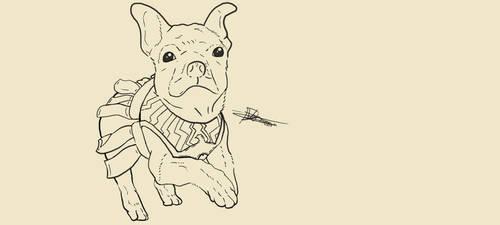 Wonder-Dog by Dkswag