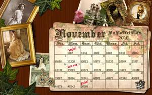 Fantasy NaNoWriMo Wallpaper by simply