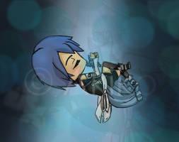+ Com - Aqua + by Leafy-Akiko