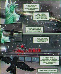 Fahrenheit The Indigo Prophecy Issue 1 - Pg1