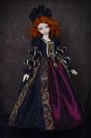 Little Regal Lady by AyuAna