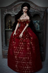 Scarlet Vanity by AyuAna