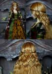 Golden Age headdress