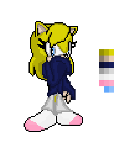 Some Sprite Art Thing I Wasn't Going To Do