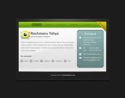vCard_concept1 by yahya12