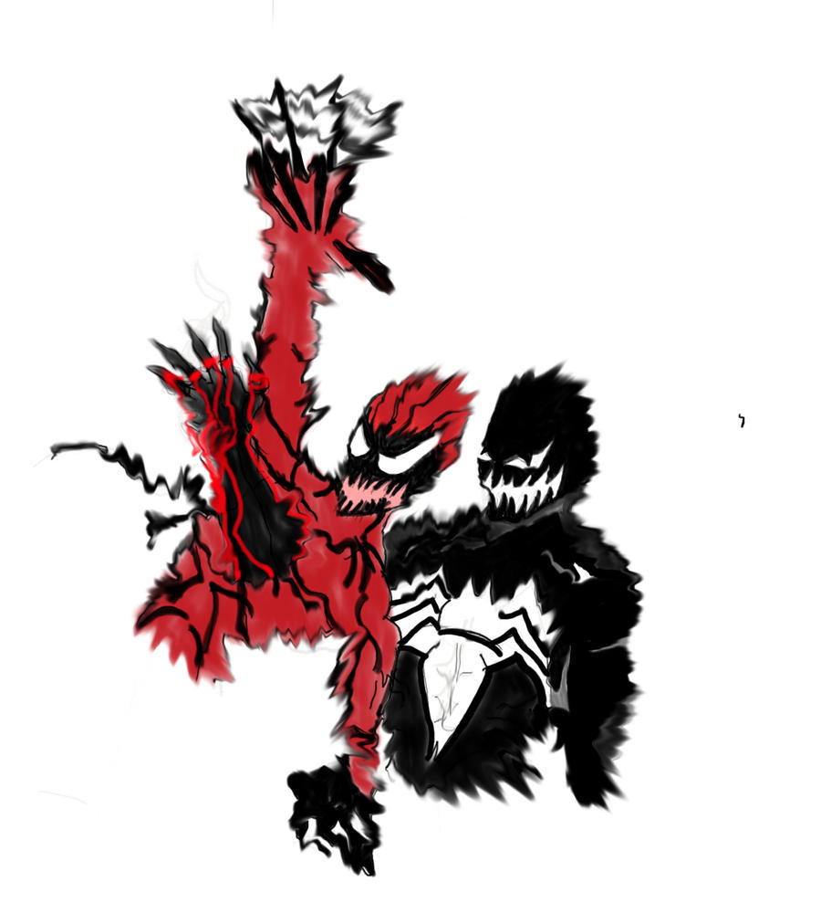 Lego Carnage Coloring Pages