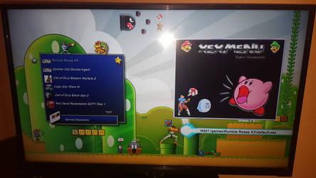 Hacked Xbox 360