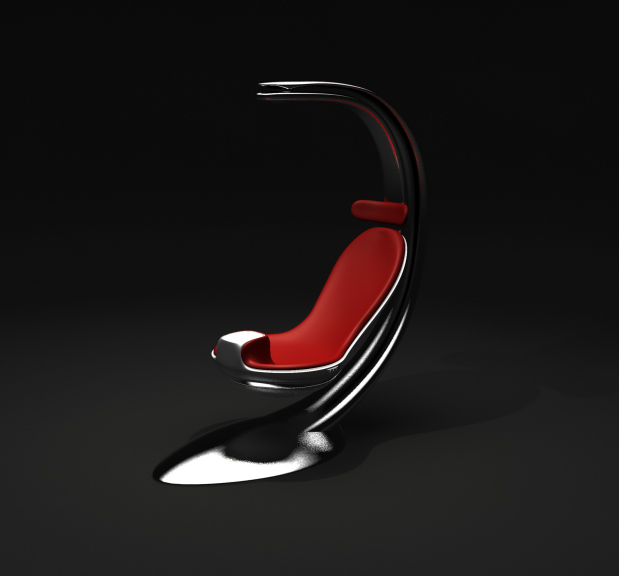 The Chair by Tadius