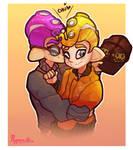 [C] Lovey-dovey Octo pair