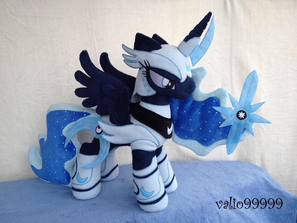 Luna in armor by valio99999